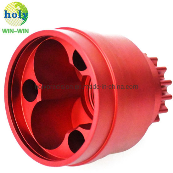 Aluminum CNC Machining Service Prototyping for Adapter