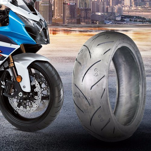 20 Years Factory Motorcycle Tires. Professional All Terrain High Performance/Quality YAMAHA Tubeless Motorcycle/Motor/Motorbike Rubber Tyre/Tire Ds210 190/55-17