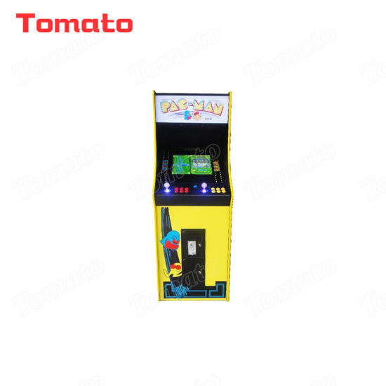 PAC Man Arcade Cabinet Fighting Video Game Machine Coin Operated Game Machine pictures & photos