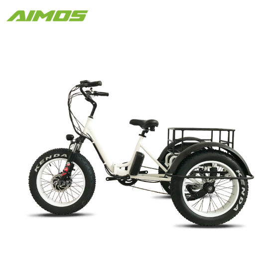 Aimos Stable Mountain E Tricycle/ Electric Trike with 250W-750W Front Motor