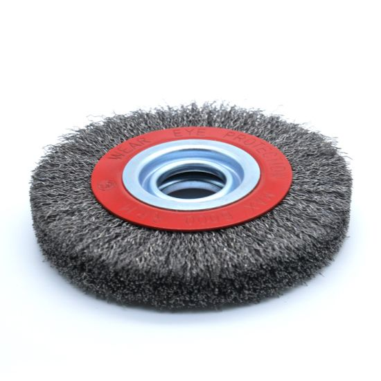 Remarkable China Crimped Wire Wheel Brush Circular Brush For Bench Caraccident5 Cool Chair Designs And Ideas Caraccident5Info