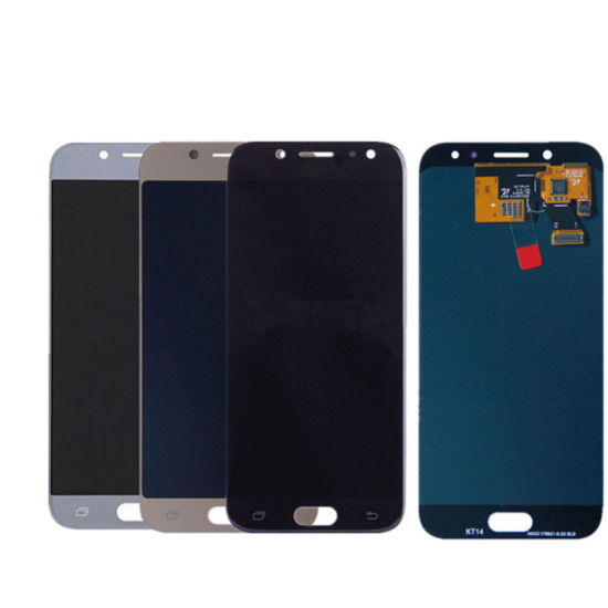 Mobile Phone LCD Display Phone Accessories Touch Screen Digitizer Assembly Repair Part for iPhone 7plus X Xr Xs/ Samsung Galaxy J5 2017 J530 J530 F LCD Panel