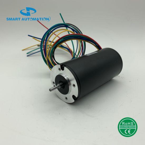42mm BLDC Motor Rated 12V 24V 36V 48V Power 20W 30W 50W 100W