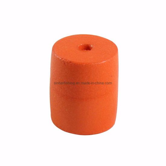 Small Cylindrical Shape PVC Fishing Floats