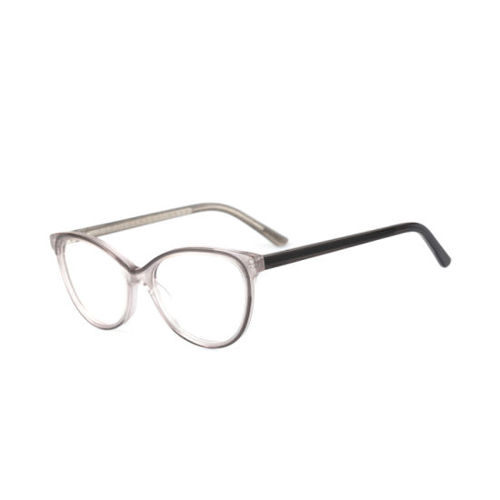 Eyewear Trends 2020.2020 Fashion Trend Glasses Frame Vintage Laminate Acetate Transparent Eyewear