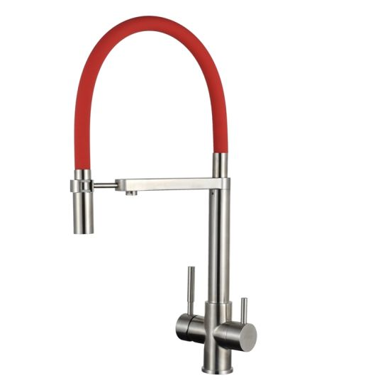 Stainless Steel Pull out Faucet Tap