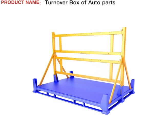 Turnover Box of Auto Parts