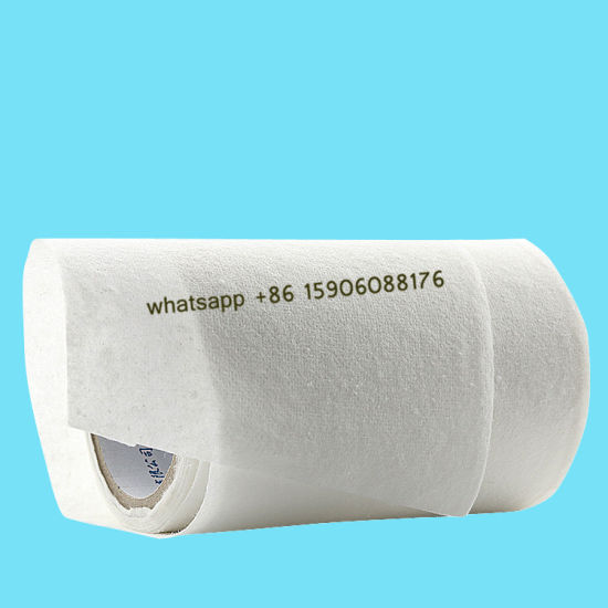 Factory Wholesale Airlaid Sap Absorbent Paper for Absorbency Core for Sanitary Napkin and Baby Diaper Airlaid Paper