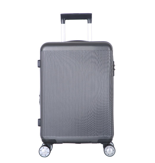 Designed for 2019 Aluminum Trolley Double Wheels Best Quality Travel Luggage Set (XHP135)