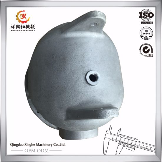 Custom Sand Foundry Agricultural Pipe Agricultural Casting