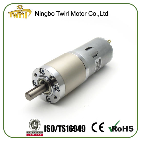 China ISO/Ts16949: 2009 45mm High Torque DC Electric Lawn