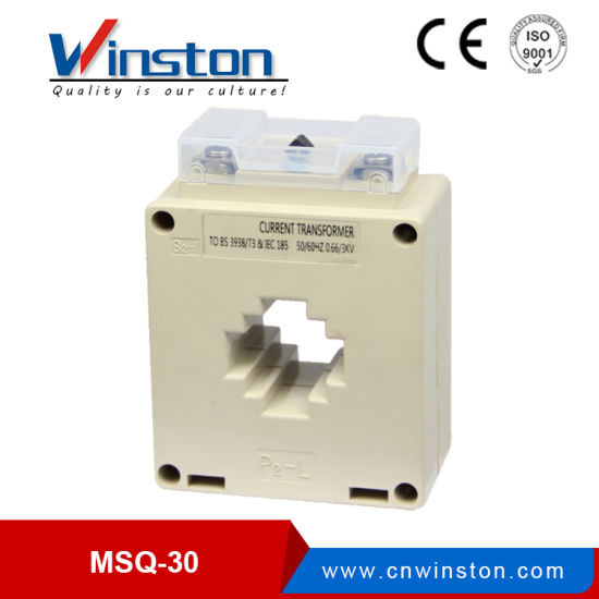 Electric Current Transformer (MSQ series) pictures & photos
