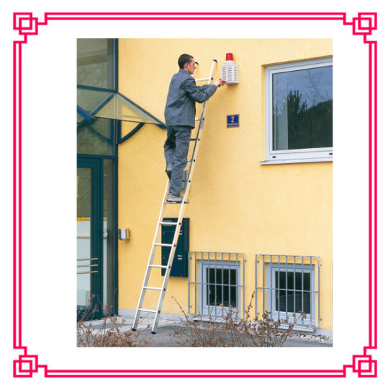 Super High Outdoor Ladder Combination Aluminium Extension Ladder pictures & photos
