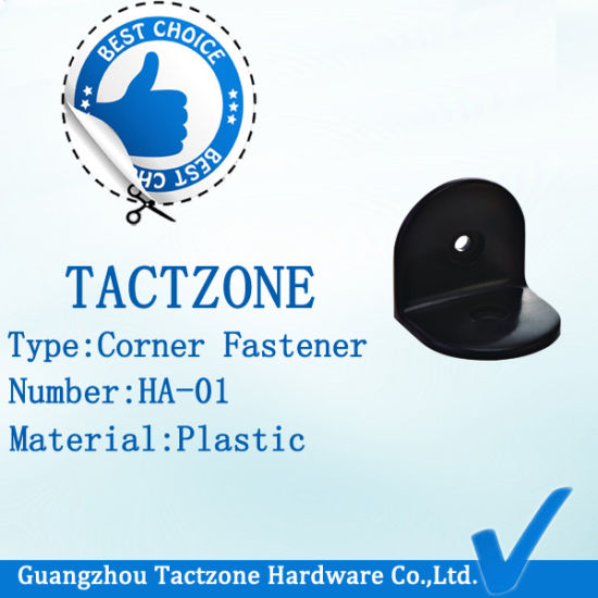 Factory Directly Toilet Cubicle Partition Bathroom Accessories Corner Fasteners