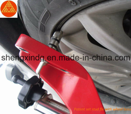 China Car Auto 11 to 30 Inch Wheel Alignment Wheel Aligner Adaptor