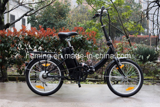 Folding Electric Bike E-Bike 20 Inch pictures & photos