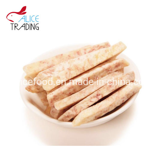 High Nutrient Healthy Foods Without Added for Kids Vacuum Fired Taro Sticks