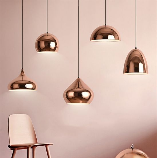 Nordic Modern Led Pendant Lighting Cafe
