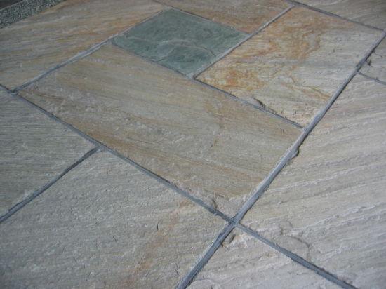 Professional Manufacturer of Slate Flooring Tiles