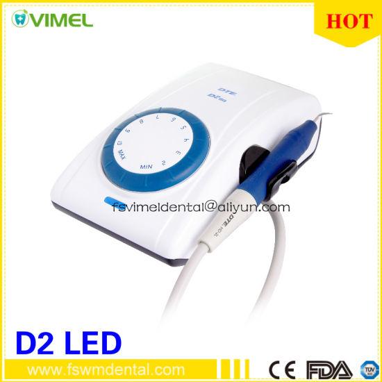 Compatible Satelec Woodpecker Dte-D2 LED Dental Ultrasonic Scaler