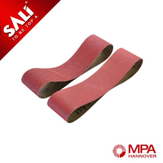 Aluminum Oxide Sanding Abrasive Belt for Polishing
