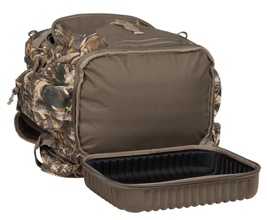 New Style Realtree Max-5 Camo Outdoor Comfortable Duck Goose Hunting Backpack Blind Bag pictures & photos