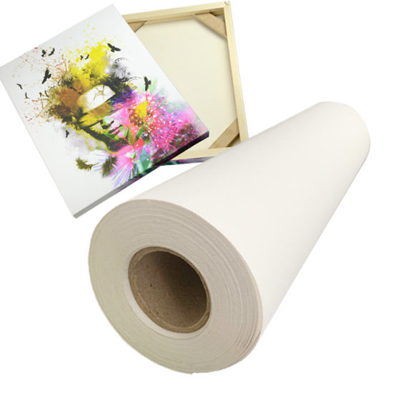 36 x 60 Water Resistant Pure Cotton Inkjet Canvas Pack of 1