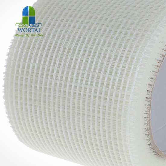 6 Inch Fiberglass Mesh Tape Plaster Drywall Joint Fiberglass Measuring Joint Mesh Tape pictures & photos