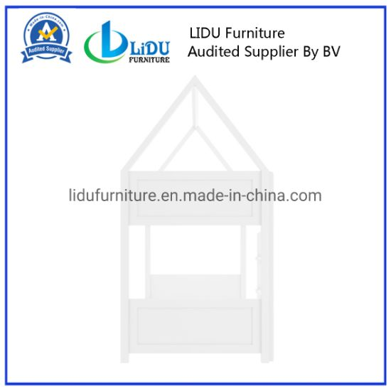Friendly Children House Bed Wooden Kid House Bed with Good Price