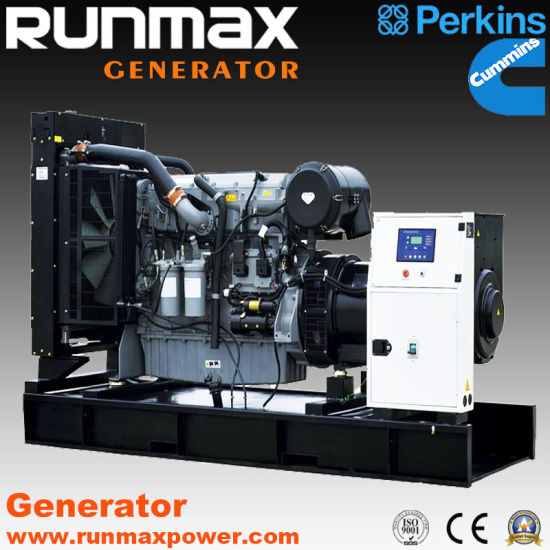 20kVA-1500kVA Open Electric Power Diesel Generator Set with Cummins Engine/Genset (RM100C1) pictures & photos
