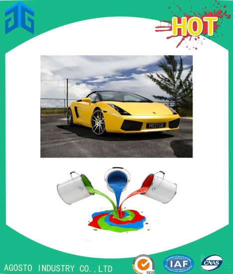 Hot Sale Colorful Paint for Car Usage pictures & photos