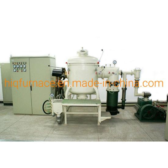 500kg Vacuum Induction Melting Furnace Gold Refining Furnace, Vacuum Induction Melting Furnace