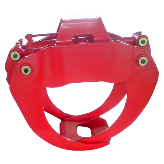 Hydraulic Rotating Log Grapple Timber Grab for Forestry Work
