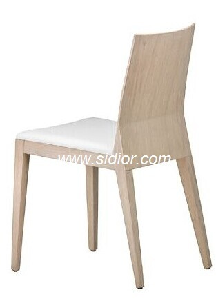 (SD-1009-1) Modern Hotel Restaurant Dining Furniture Wooden Dining Chair pictures & photos
