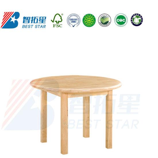 2019 New Models Children Rectangle Solid Wood Table,Preschool Study  Table,Kindergarten Classroom Student Table, Children School Furniture,Kids  Small