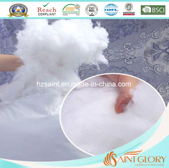 Classic Polyester Hollow Fiber Comforter Synthetic Duvet pictures & photos