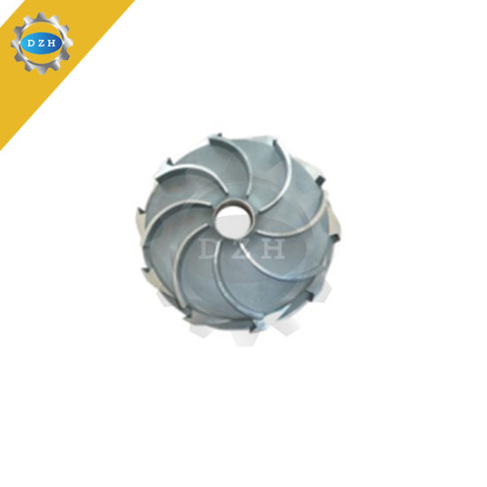 Iron Casting Agricutural Machinery Water Pump Parts Pump Impeller pictures & photos