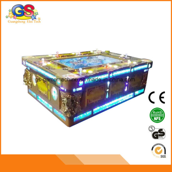 Electric Shooting Game Fishing Arcade Slot Machine Games pictures & photos