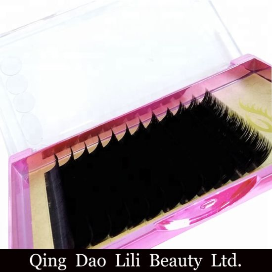 5cd454f0a74 J B C D L Curl Synthetic Mink Lash Extension Private Label Eyelashes  Individual Eyelash Extension pictures & photos