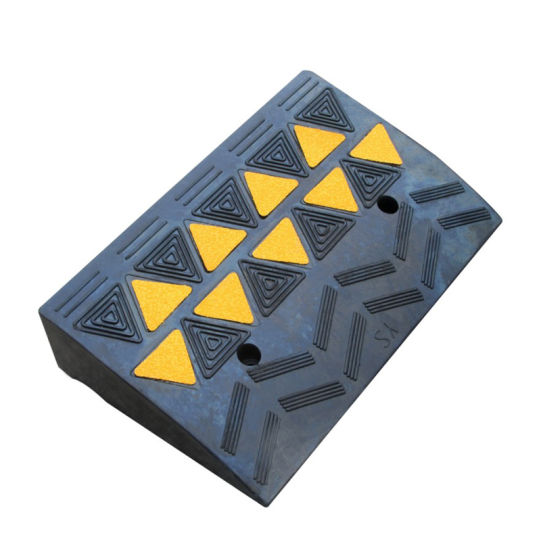 Durable safety Rubber Car Curb Ramp