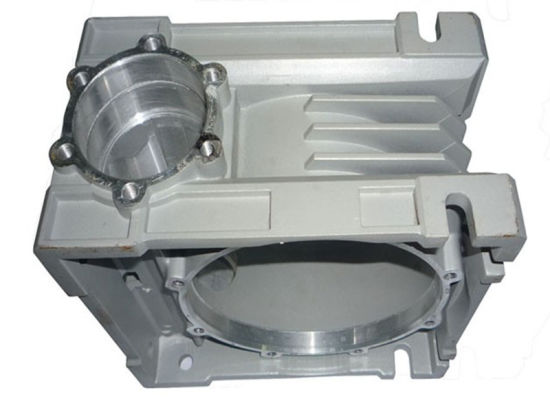 OEM Aluminium Casting Motor Shell pictures & photos