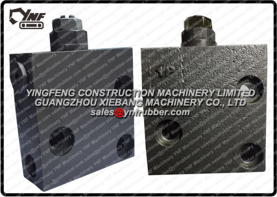 Excavator Electric Parts 723-40-71103 PC200-7 PC200LC-7 Komatsu Relive Automatic Pressure-Reducing Valve Ass'y
