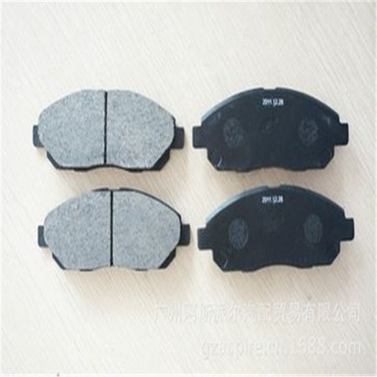 Good Quality Auto Car Brake Pad D1368 for Mitsubish 4605A584 pictures & photos