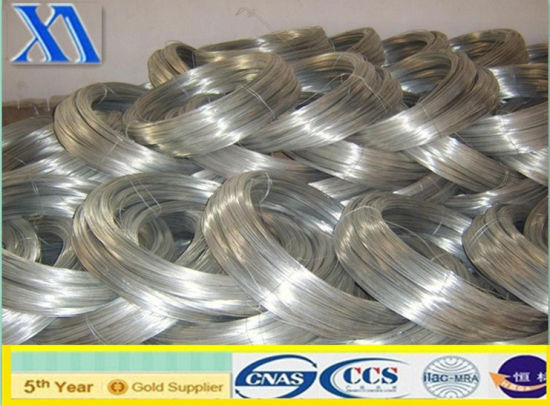 Best Price Galvanized Iron Wire Selling! (XA-GW008) pictures & photos