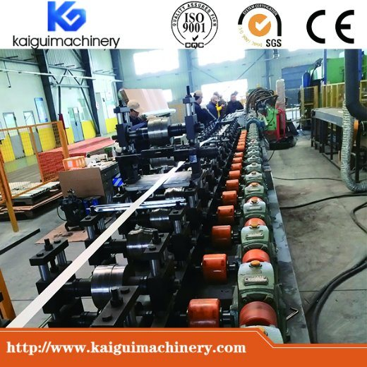 T Bar Forming Machine with Worm Gear Box pictures & photos