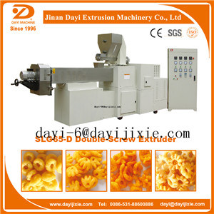 Double Screw Tortilla Chips Making Extruder pictures & photos