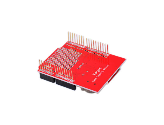 China Data Logging Shield with SD Card and Real Time Clock