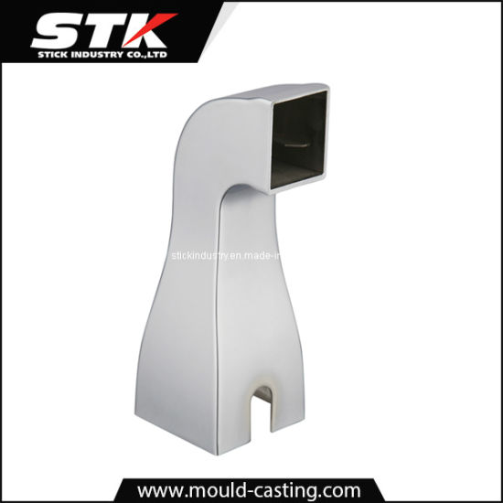 Zamak Alloy Die Casting for Bathroom Faucet Connect Part pictures & photos