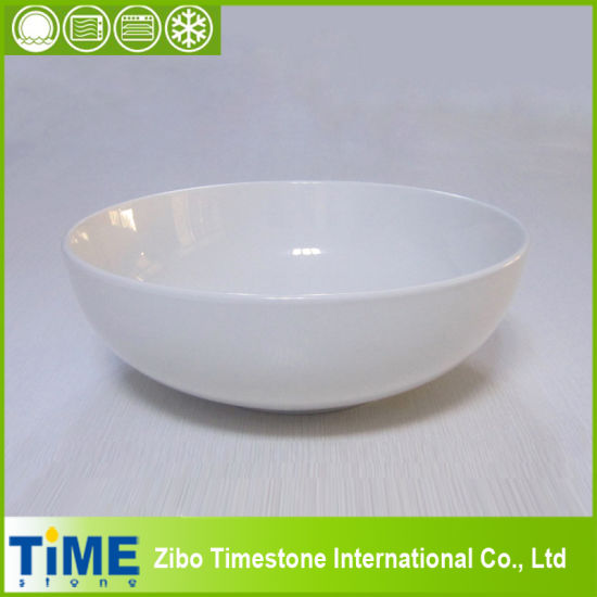 Large Size Ceramic Salad Mixing Bowl for Catering (150081702)