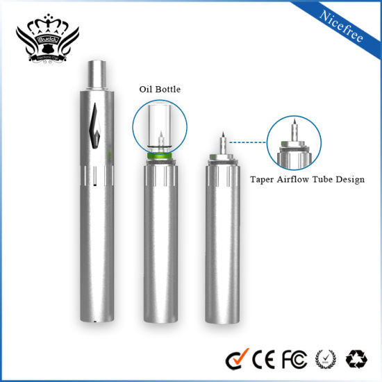 Ibuddy 450mAh Glass Bottle Piercing-Style E-Cigarette Electronic Cigarette EGO Kit Wholesale pictures & photos